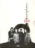 COFFRET COLLECTOR + LIVRET DVD ZONE 2 LIVE--KYO--KYOSPHERE