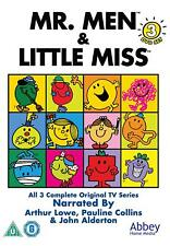 MR MEN AND LITTLE MISS (Region 4) DVD The Complete Series Collection Season &