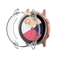 TPU Soft Clear Protector Case for Samsung  Galaxy Watch Active R500
