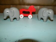 LITTLE TIKES NOAH'S ARK ANIMALS ELEPHANTs