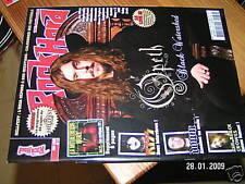Rock Hard n°77 Kiss Down Adx Whitesnake Blaspheme