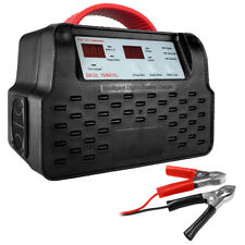 12 Volt 10 Amp 9260 Automatic Battery Charger Auto Boat 12v 10A 6A-2YR Warranty