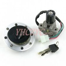 Ignition Switch Gas Cap Cover Key Set for Suzuki RF400 RF600 93-97 RF900 94-99