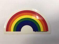 """New Gay Pride """"Classic Rainbow"""" Sticker / Decal Rainbow Lesbian LBGT"""