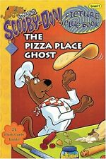 The Pizza Place Ghost (Scooby-Doo! Picture Clue Book, No. 4, Level 1) by Class 1