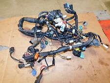 suzuki burgman 650 an650 an650a main wiring wire harness loom wires 09 2009