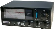 MAAS RS 400 SWR & PWR meter 140 525 MHz up to 400 Watts UHF VHF