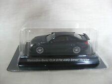 Mercedes Benz AMG CLK DTM Street Version Black *** KYOSHO 1:64 *SALE*