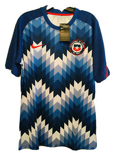 2021-22 Chile Copa World Cup Soccer football jersey XL