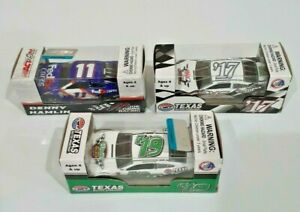 Official NASCAR Lionel Racing 1:64 scale Race Cars - FexEx O'Reily or AAA