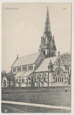 Yorkshire (North) postcard - Skelton on Ure Church, near Ripon (A756)