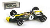 Spark S2143 Lotus 43 BRM #1 Winner US GP 1966 - Jim Clark 1/43 Scale