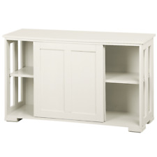 Stackable Sideboard Buffet Cabinet Storage Sliding Door Kitchen Dining Cabinet