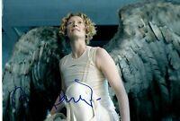 TILDA SWINTON signed Autogramm 20x30cm CONSTANTINE in Person autograph COA