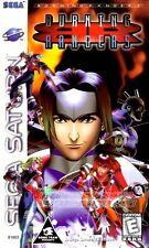 "Sega Saturn Burning Rangers  Box Cover  2.5"" x 3.5"" Fridge Magnet"