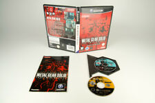 Nintendo Gamecube *Metal Gear Solid: The Twin Snakes* OVP mit Anleitung