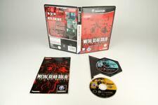 Nintendo GameCube * Metal Gear Solid: the Twin Snakes * OVP con instrucciones