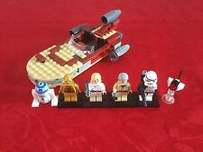 LEGO STAR WARS 8092 Luke's Landspeeder 100% complet + instruction