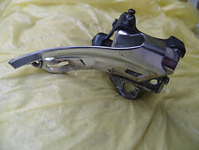 Shimano Triple front derailleur 31.8mm clamp on