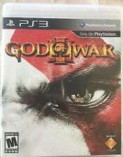 God of War III (3) for PS3. Game has only been used twice!