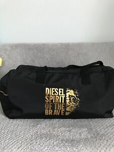 DIESEL SMALL WEEKEND OR GYM BAG BRAND NEW AND UNUSED