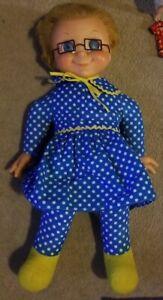 Original Mrs Beasley 1967 By Mattel Good Shape