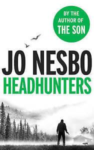 Headhunters by Jo Nesbo (Paperback, 2015) Thriller Crime Murder Novel Book