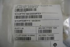 New in Bag Lot of 25 Cornell Dubilier Electronics 940C30P1K-F