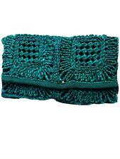 Topshop Emerald Green Clutch bag NWOT