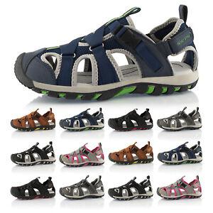 Neu Herren Damen Trekking Sandalen Outdoorschuhe Sandaletten 2126 Schuhe 36-46
