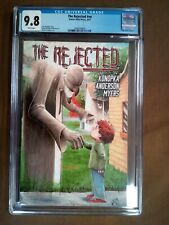 The Rejected #nn CGC 9.8 Source Point Press 2017