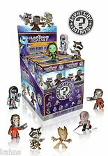 2 Blind Boxes Guardians of the Galaxy Mystery Minis Vinyl Figures by Funko - 3""