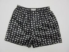 M SIZE 08 BLACK SEXY SHORTS ELEPHANT WOMEN SLEEPWEAR LADY PANTS BOXER THIN MEN