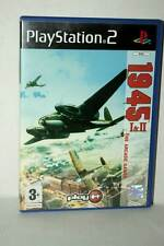 1945 I&II THE ARCADE GAMES USATO OTTIMO PS2 VERSIONE ITALIANA PAL FR1 38752