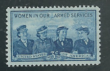 Scott #1013...3 Cent...Women In Military...25 Stamps