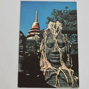 Vintage Walt Disney World Adventureland Jungle Cruise 1970s Postcard Unposted