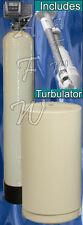 64k Fleck 5600SXT Metered Water Softener Turbulator