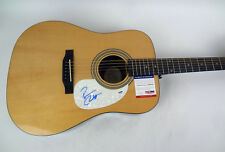 Darius Rucker Country Star Signed Autograph Epiphone Acoustic Guitar PSA/DNA COA