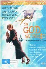 in God We Trust DVD Marty Feldman Andy Kaufman Richard Pryor &