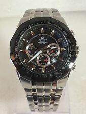Great,big- watch CASIO EDIFICE Chronograph 100M EF540 (2711)