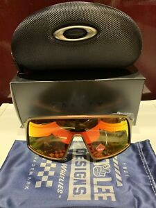Oakley Sutro OO9406 48 TLD RED GOLD SHIFT PRIZM RUBY TROY LEE DESIGN