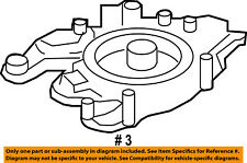 FORD OEM 03-07 F-250 Super Duty 6.0L-V8 Engine-Adapter 3C3Z6881CA