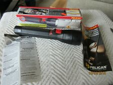 PELICAN 8020 M8 LED Flashlight -:- 10 Times Brighter -:- Brand New -:- Look!!!!!