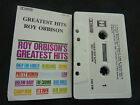 ROY ORBISON GREATEST HITS ULTRA RARE NEW ZEALAND CASSETTE TAPE!