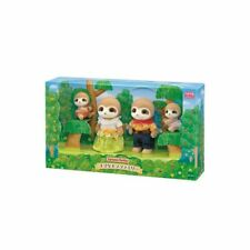 Sylvanian Families SLOTH FAMILY Calico Critters Japan 2020 exclusive