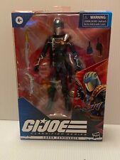 G.I. Joe Classified 6 Inch Action Figure Series 2 Cobra Commander NEW IN STOCK