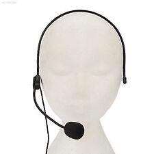 0942 3.5mm Vocal Headset Headworn Microphone Mic for Voice Amplifier Speaker