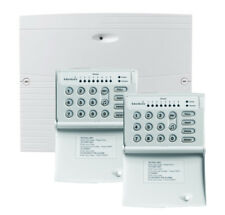 Texecom Veritas R8 PLUS 8 Zone Wired Alarm Control Panel with 2 x LED Keypads
