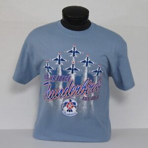 US Air Force Thunderbirds Delta Formation ADULT or YOUTH T-Shirt