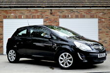 2012 62 Vauxhall Corsa 1.2i 12v Active 3 door, Hpi clear, P/ex welcome,